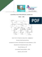 Controle de Processos Quimicos