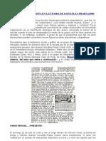 HOMENAJE ANARQUISTA EN LA TUMBA DE GONZÁLEZ-PRADA (1990-1991)