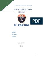Monografia Del Teatro