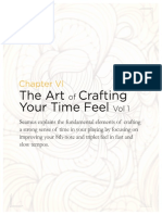 The Art of Crafting Your Time Feel Vol 1