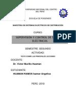 Supervisión y Control de Sistemas Eléctricos