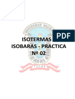 ISOBARAS E ISOTERMAS