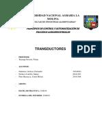 Informe de Principios - Reynaga