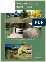 Ch 3 Ref - Low Volume Road Engineering BMP Field Guide, Complete, Keller-Sherar