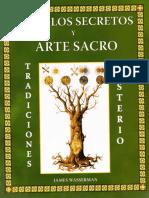 Wasserman James - Simbolos Secretos Y Arte Sacro.pdf