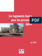 Foyers Personnes Agees