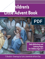 The Childrens Little Advent Book PDF Preview