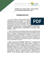 Memoria Descriptiva Final Arqueologica Alfarillo