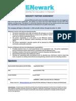 PENewark Partner Agreement and MOU.finaL