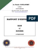 Expert Im Exemple Rapport