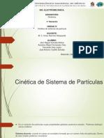Cinetica de sistemas de particulas