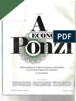 A Economia Ponzi - Basu