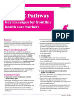 ABC Pathway for Frontline Health Care Workers Jun14