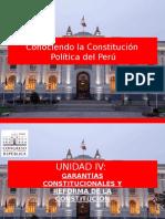 289945781 Garantias Constitucionales y Reforma de La Constitucion