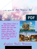 the stories our dreams tell
