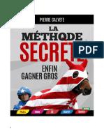La Method e Secrete
