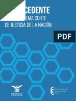 El Precedente en la SCJN.pdf