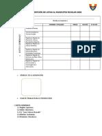 Ficha de Inscripcion 2020 JVA