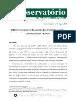 Desenvolvimento_pós-crise - Ricardo Carneiro
