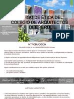 Codigo de Ètica Arquitecto_ Arambulo_fernandez Final