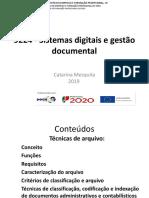 9224 Sistemas Digitais e Gestão Documental