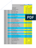Planes Acuerdo Clientes Comercial b&b 2016