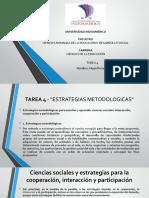 Tarea 4 Estrategias Metodologicas