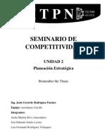 Seminario de Competitividad