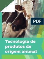 Tecnologia de produtos de origem animal