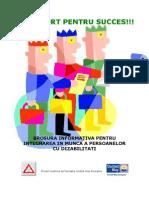 Brosura Informativa Pentru Integrarea in Munca a Persoanelor Cu Dizabilitati