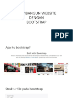 Make web responsive with Bootstrap 3