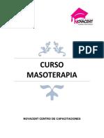 masoterapia