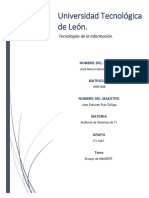 MAGERIT FebronioManuel JoseMaria ITI1007