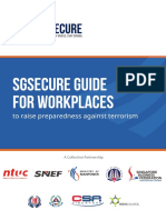 Sgsecure Guide for Workplaces