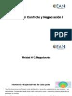 gestion del conflicto y la negociacion
