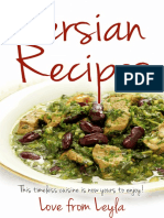 Persian Recipes - Love From Leyla