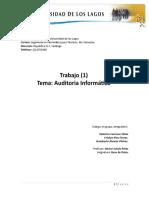 Trabajo 1 Bd Auditoria Informc3a1tica