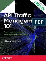 API Traffic Management 101