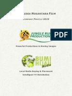 2019_Company Profile_Jungle Run & BumiHijau Baru