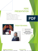 PEPE Presentasi FIX
