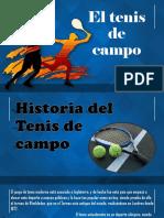BASES Y REGLAMENTO Tennis