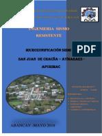 MICROZONIFICACION  CHACÑA-1