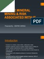 Atomic Mineral Mining
