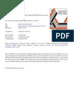 Compression Behavior of Large-scaled Cylindrical GFRP Chimney Liner Segments