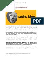 1 Seth Godin Marketing Heute