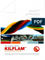 Kiflam Fire Rated Wire