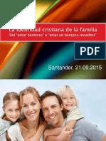 La Identidad Cristiana de La Familia