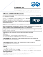Guideline Paper