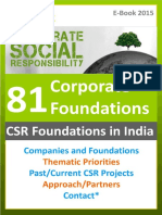 Csr Corporate Foundations Indian Go Box