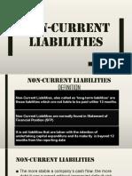 Non current Liability